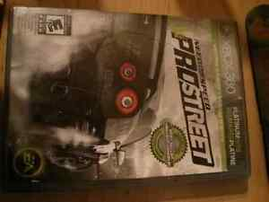 X BOX360 Need for Speed PRO Street