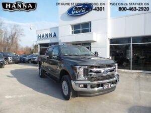 2018 Ford F-250 Super Duty XLT  Crew Cab - Gas