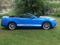 2010 Ford Mustang Cabriolet