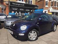 Volkswagen Beetle 2.0 2002MY LOW MILES VERY CLEAN