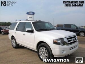 2011 Ford Expedition Limited  - Navigation - Sunroof