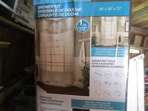 MAAX shower kit