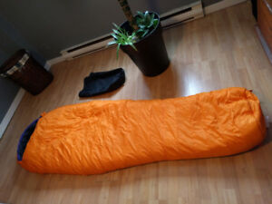 Sleeping bag - 20*C Dupont Thermolite extreme
