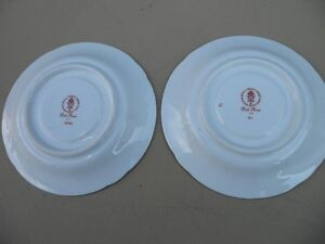Royal Crown Derby Red Aves Plates $100 Each. Prince George British Columbia image 6