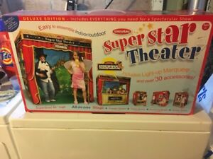 Lisa Leleu kids super star theatre