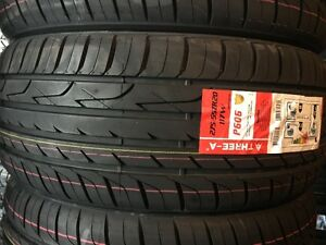 275/55ZR20 all season all terrain tires