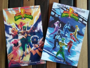 Mighty Morphin Power Rangers comic books for sale