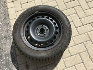 Used Tires Barrie >> 205 55 R16 Used Tires And Rims Kijiji In Barrie Buy