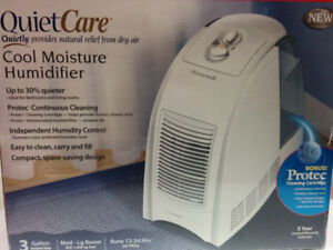 HoneyWell Quietcare Humidifier HCM-630 (fully function)