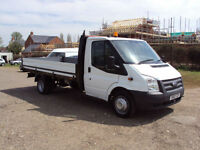 2012 62 Ford Transit 2.2TDCi 125PS 350EF Dropside 6 Speed