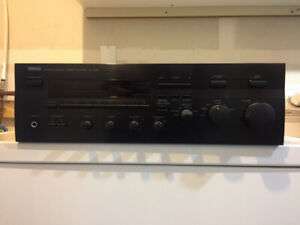 Yamaha Stereo Receiver Model RX-596