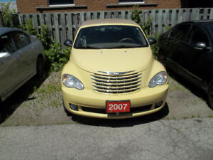 2007 Chrysler PT Cruiser Touring Coupe (2 door)