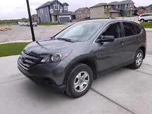 2012 Honda CRV LX AWD Lady Driven, Only 59k, No Accidents!