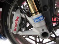 DUCATI 1198S AIRWAVES. OHLINS FORKS AND STEERING DAMPER AND TERMIGNONI EXHAUSTS.