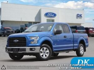 2015 Ford F-150 XLT w/SYNC, Running Boards, Tow Pkg, and More!