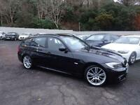 2009 59 BMW 3 SERIES 2.0 318I M SPORT BUSINESS EDITION TOURING 5D 141 BHP