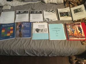 Durham College First Year ECE textbooks and Important  docs