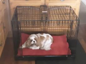 Meduim Dog puppy cage