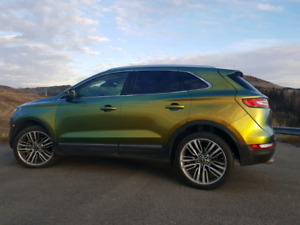 2015 Lincoln MKC - vinyl wrapped