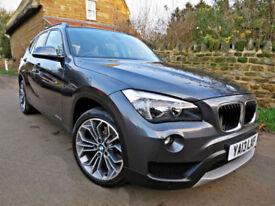 2013 BMW X1 2.0TD 20D SE (181 BHP) xDrive. FULL BMW SERVICE HISTORY !!
