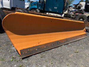 Everest 12' - Snow plow side wing
