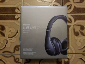 Samsung Level On Wireless Noise Cancelling Headphones【UNOPENED】