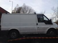 Breaking For Parts Ford Transit Mk6