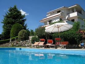 Beautiful Villa in Italy to Rent. Close to Rome by the Beach! Incredible Views!