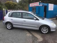 Honda Civic 1.6i V TEC **AUTOMATIC** SE Executive***ONLY DONE 57779***