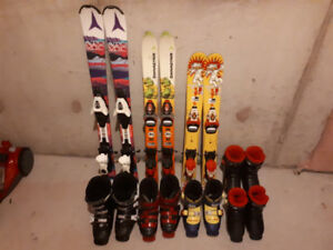 Skis & boots for Kids