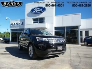 2018 Ford Explorer XLT 4WD  *202A*