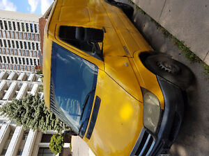 2005 Dodge Sprinter 2500 cargo,  van