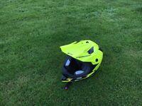Progrip Motocross Helmet. Size M: 57-58