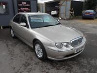 2003 52 ROVER 75 1.8 T CLUB 4 DOOR AUTOMATIC