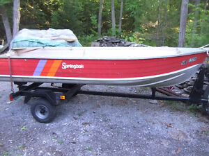 12 Foot Aluminum Boat Boats For Sale In Ontario Kijiji
