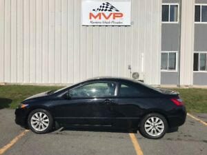 2010 Honda Civic EX-L Coupe Fully Loaded