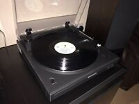 Marantz TT5005 turntable + LP collection