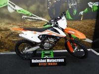 KTM KX250F Motocross bike Very clean example