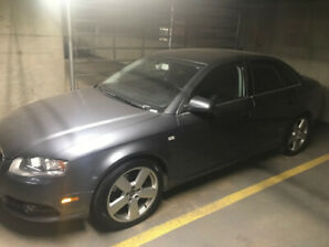 Audi A4 Car - 2008 S- Line- Low Mileage!