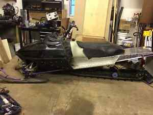 Full mod vertical escape rolling chassis or possible part out