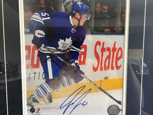 Framed Signed Jake Gardiner Picture Still in Packaging London Ontario image 3