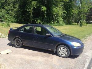 2003 Honda Civic base Sedan
