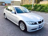 BMW 3 SERIES 2.0 320d M Sport Spec 4dr Diesel 12 Month MOT 163 bhp Leather Pack Swap P.x Welcome