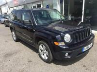 2011 60 Jeep Patriot Limited 2.2 CRD Diesel Manual 1 Owner Full Service History