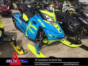 2017 SKI-DOO FREERIDE 137 800R ETEC SNOWMOBILE