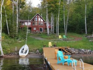 Lakefront Cottage for RENT - BANCROFT - Baptiste Lake