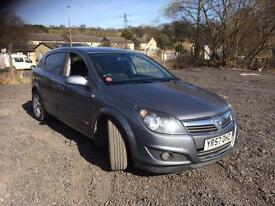 Vauxhall Astra 1.4i 16v SXi 5 DOOR - 2007 57-REG - 11 MONTHS MOT
