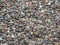 20mm Smooth Pebble Gravel For Sale