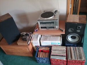 Stereo & records