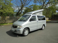 Mazda Bongo 4 Berth AUTOMATIC Camper Van For Sale
